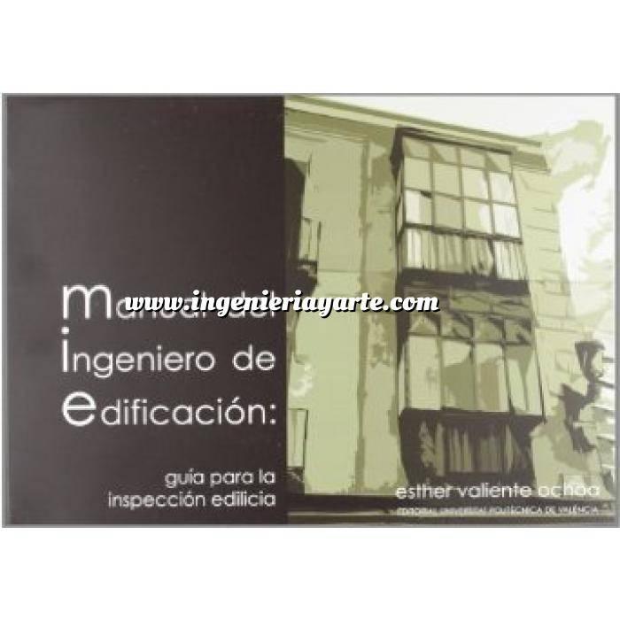 Imagen Patología y rehabilitación Manual del ingeniero de edificación: guía para la inspección edilicia