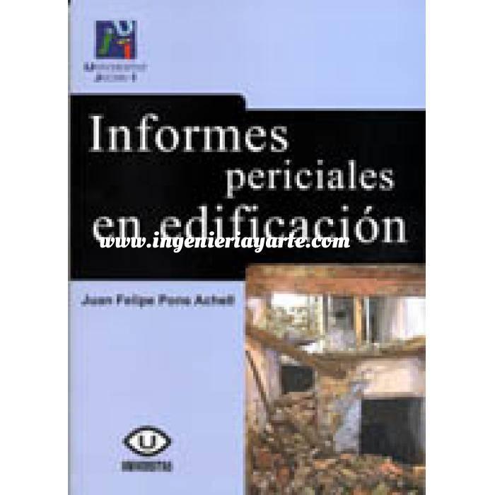 Imagen Peritaciones Informes periciales en edificación