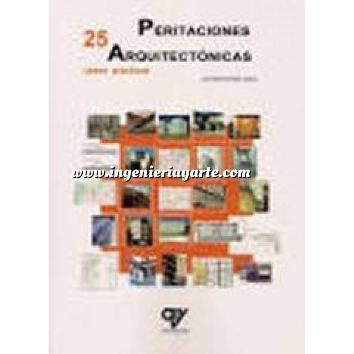 Imagen Peritaciones Peritaciones Arquitectónicas 25 casos prácticos