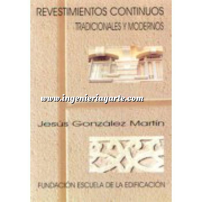 Imagen Pinturas y revestimientos Revestimientos continuos. tradicionales y modernos