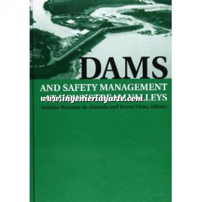 Imagen Presas Dams and safety management at downstream valleys