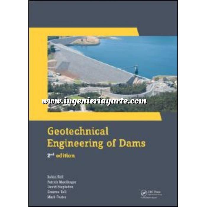 Imagen Presas Geotechnical Engineering of Dams