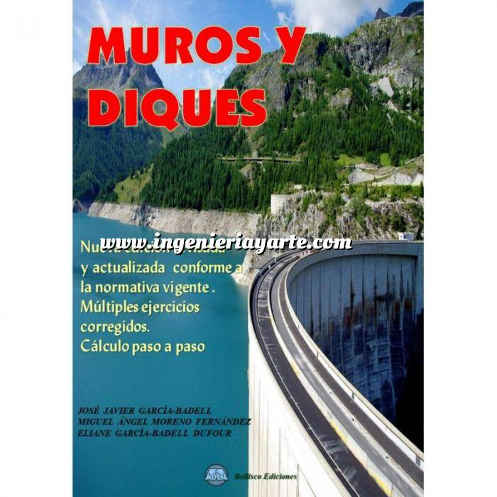Imagen Presas Muros y diques
