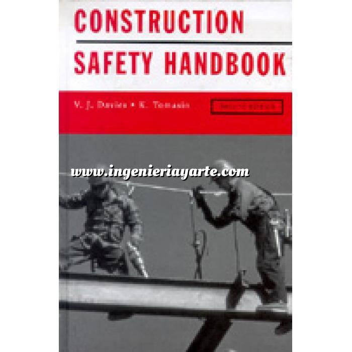 Imagen Prevención y seguridad e higiene Construction safety handbook 2 º ed