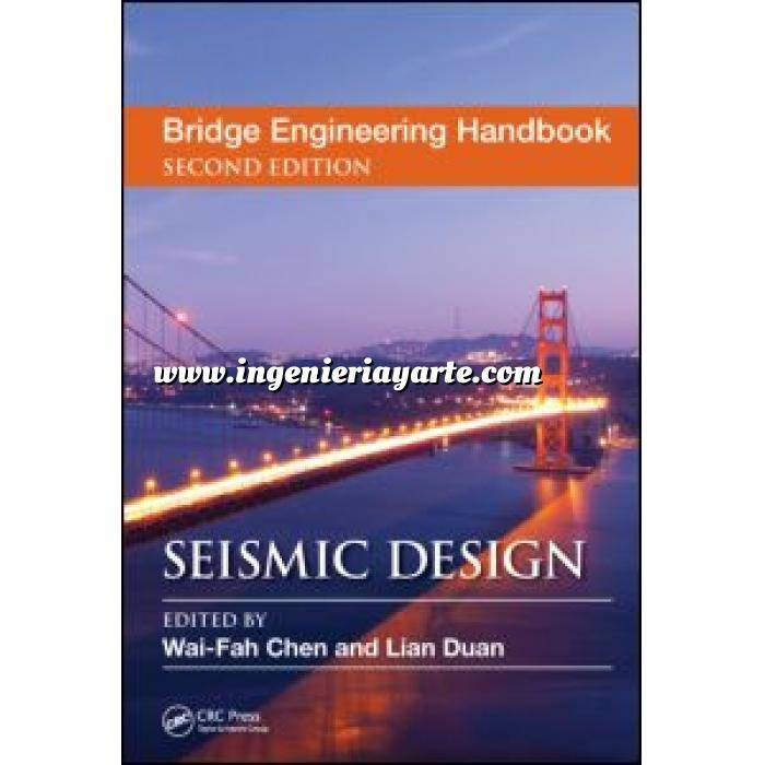 Imagen Puentes y pasarelas Bridge Engineering Handbook.Seismic Design