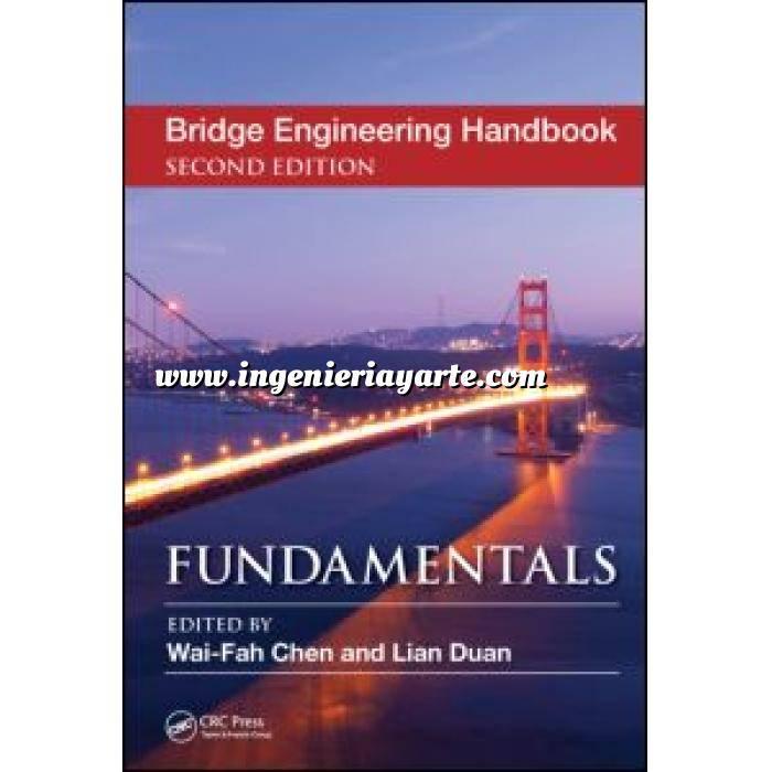 Imagen Puentes y pasarelas Bridge Engineering Handbook. Fundamentals