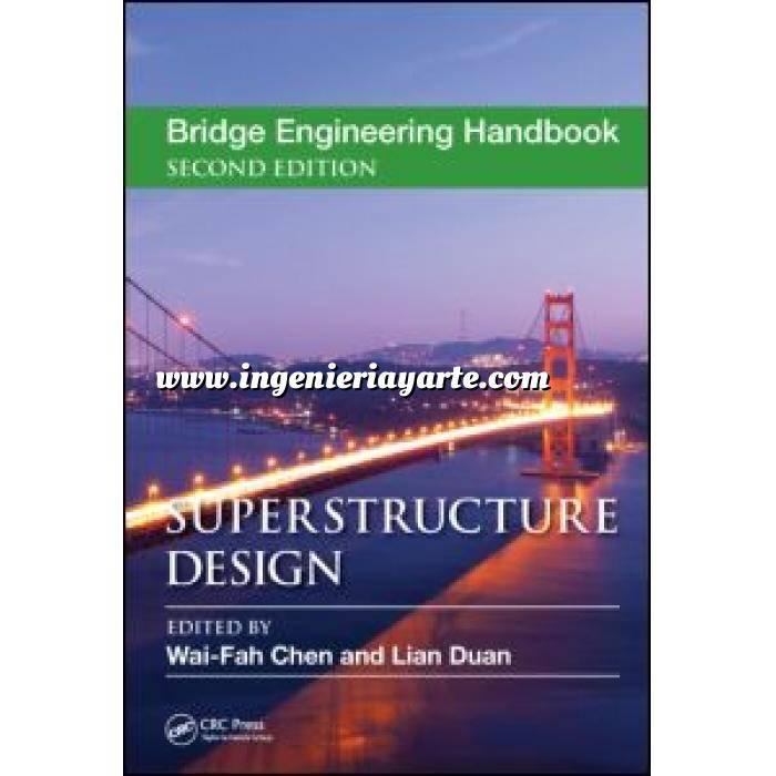 Imagen Puentes y pasarelas Bridge Engineering Handbook. Superstructure Design