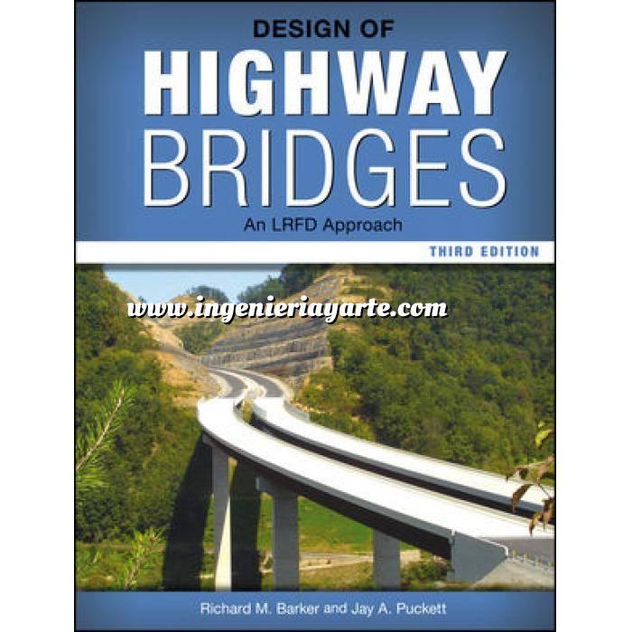 Imagen Puentes y pasarelas Design of Highway Bridges: An LRFD Approach