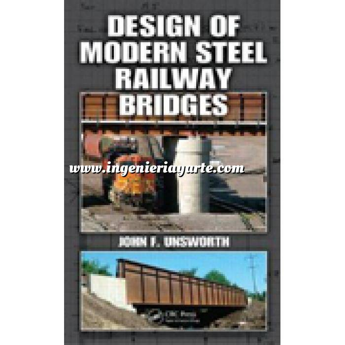 Imagen Puentes y pasarelas Design of modern steel railway bridge