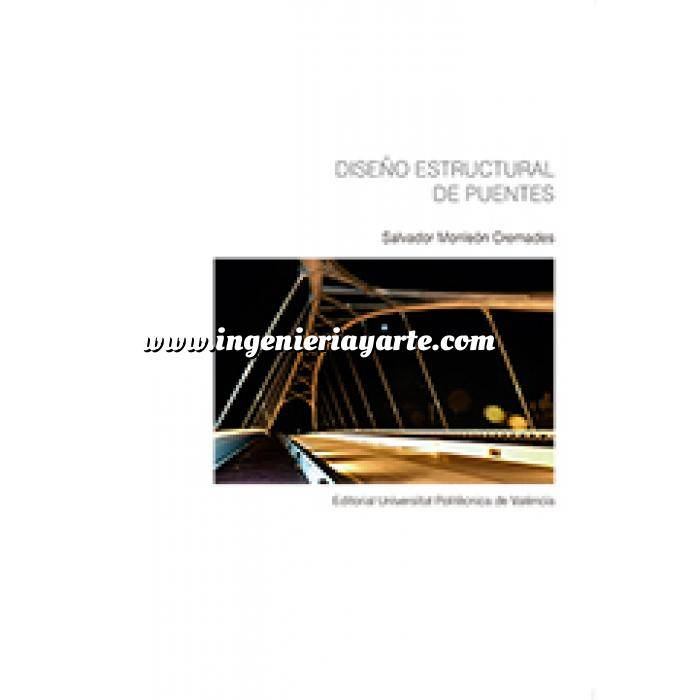 Imagen Puentes y pasarelas Diseño estructural de puentes