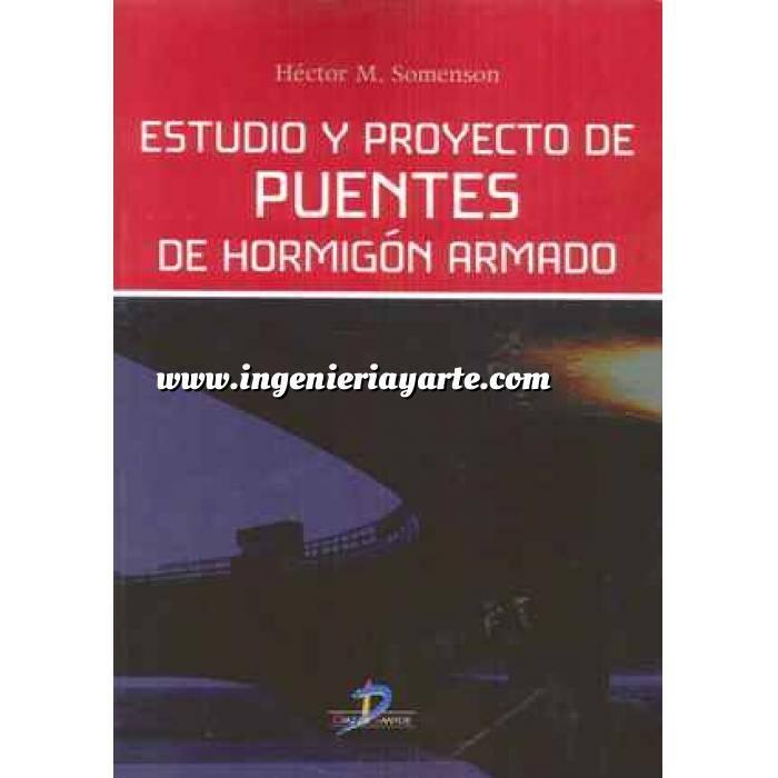 Imagen Puentes y pasarelas Estudio y proyecto de puentes de Hormigón Armado