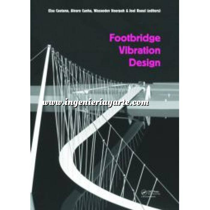 Imagen Puentes y pasarelas Footbridges vibrations desing