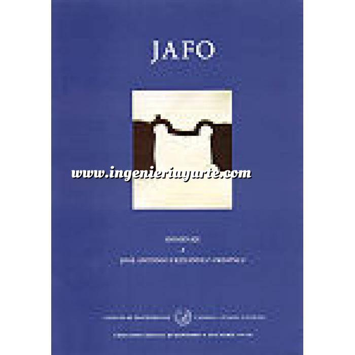 Imagen Puentes y pasarelas JAFO. Homenaje a Jose Antonio Fernandez Ordoñez