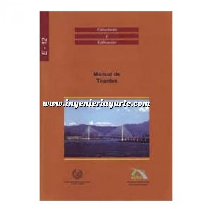 Imagen Puentes y pasarelas Manual de tirantes