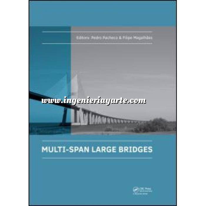 Imagen Puentes y pasarelas Multi-Span Large Bridges International Conference on Multi-Span Large Bridges, 1-3 July 2015, Porto, Portugal