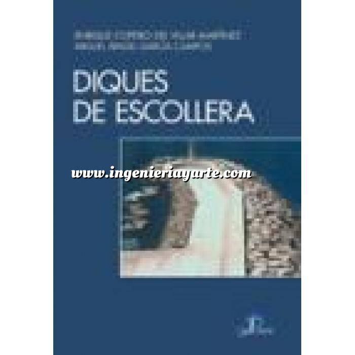 Imagen Puertos y costas Diques de escollera: elementos del cálculo resistente y de la estima del oleaje