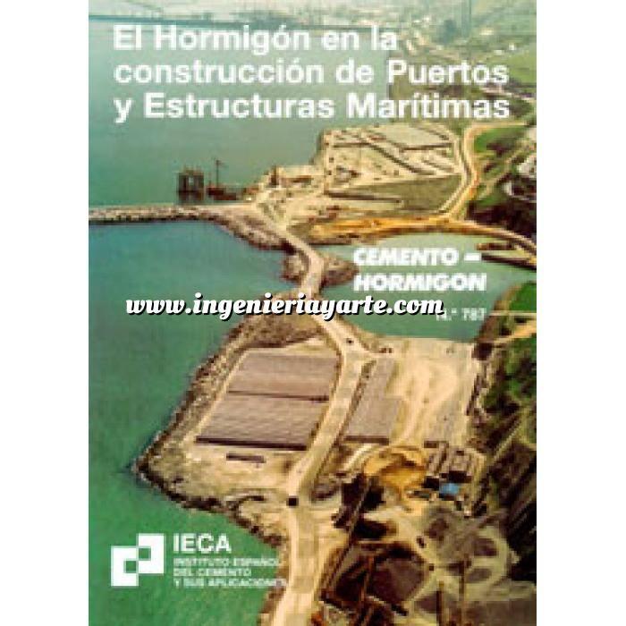 Imagen Puertos y costas El hormigón en la construcción de puertos y estructuras marítimas