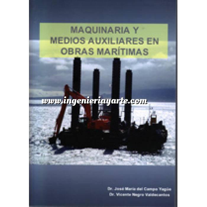Imagen Puertos y costas Maquinaria y medios auxiliares en obras maritimas