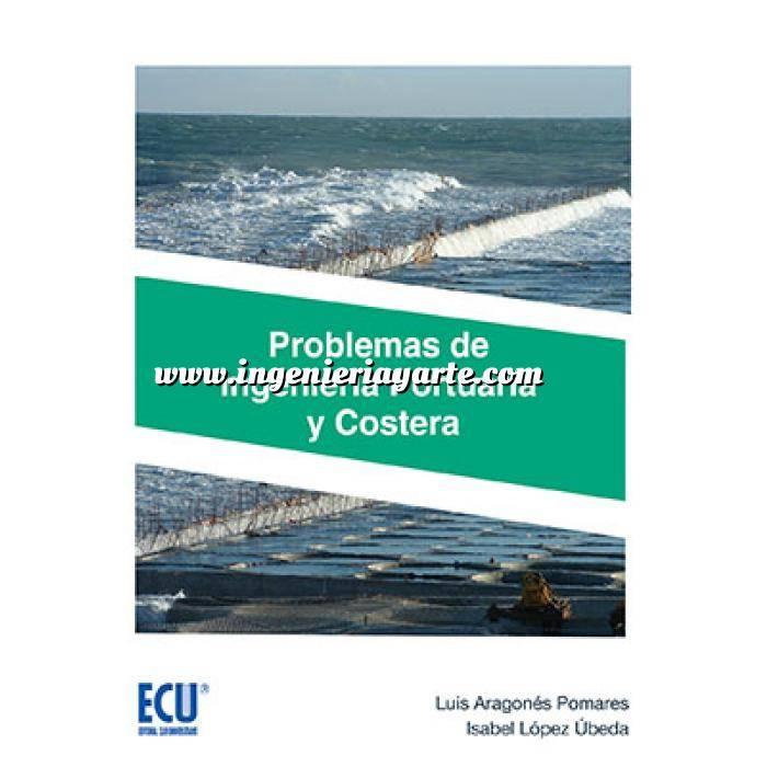 Imagen Puertos y costas Problemas de Ingenieria Portuario y Costera