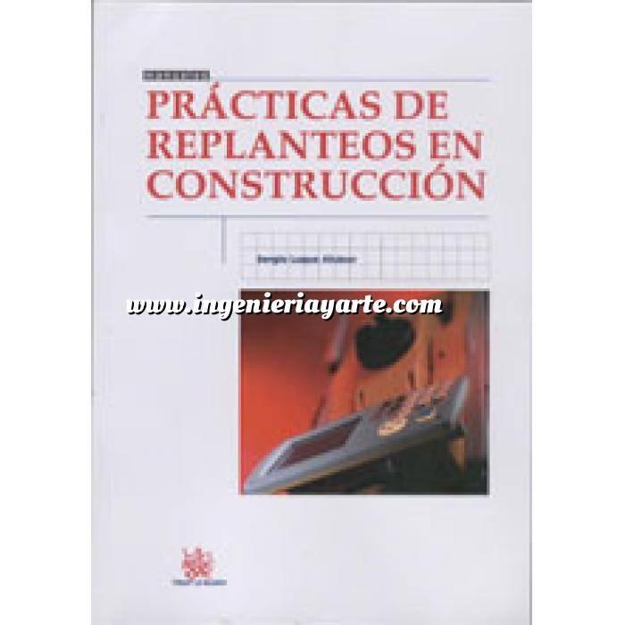Imagen Replanteos y nivelaciones Prácticas de replanteos en construcción
