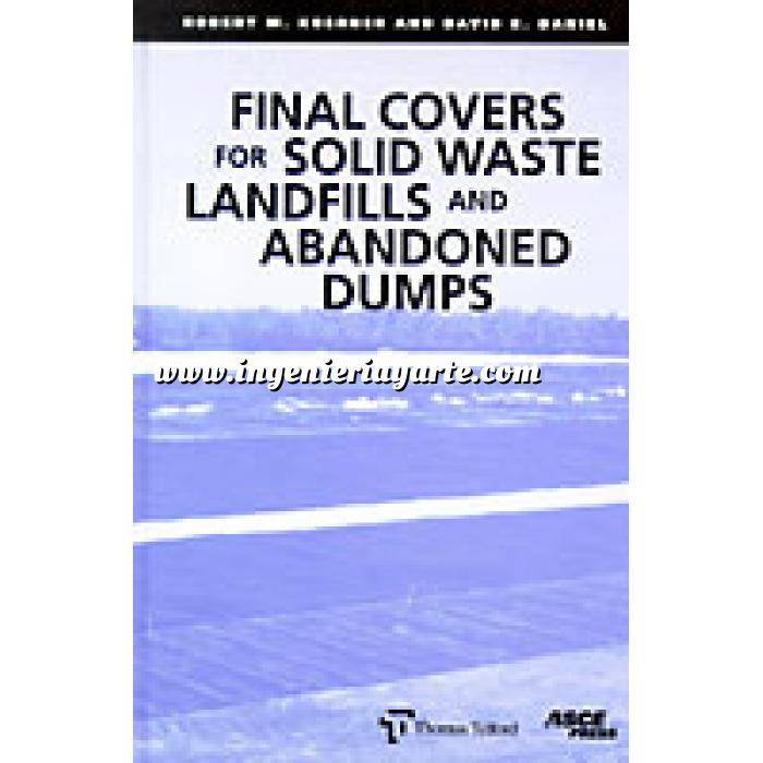 Imagen Residuos  Final Covers for Solid Waste Landfils and Abandoned Dumps