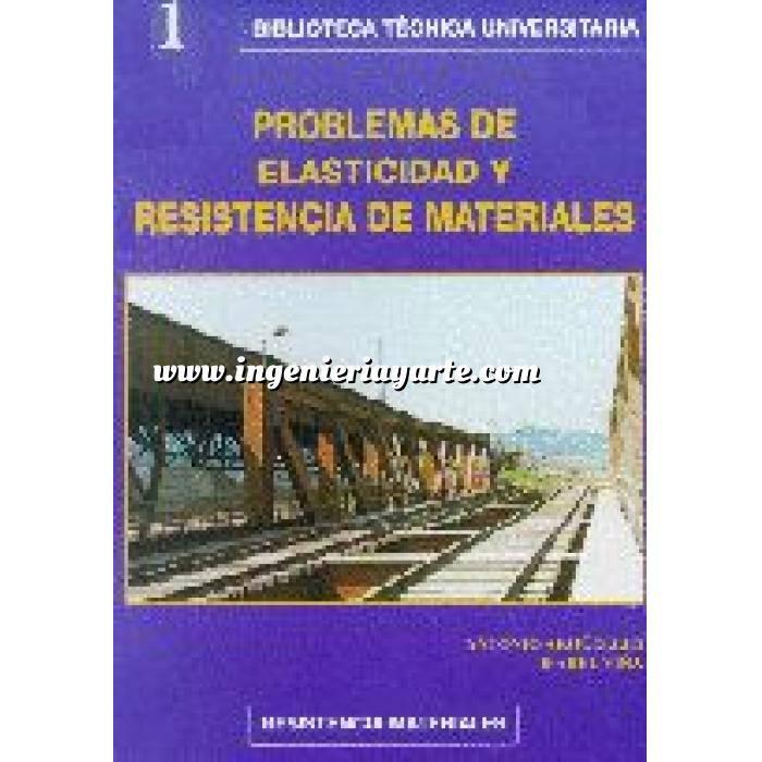 Imagen Resistencia de materiales Problemas de elasticidad y resistencia de materiales
