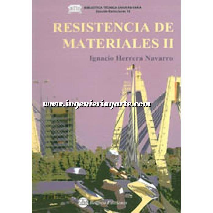 Imagen Resistencia de materiales Resistencia de materiales II