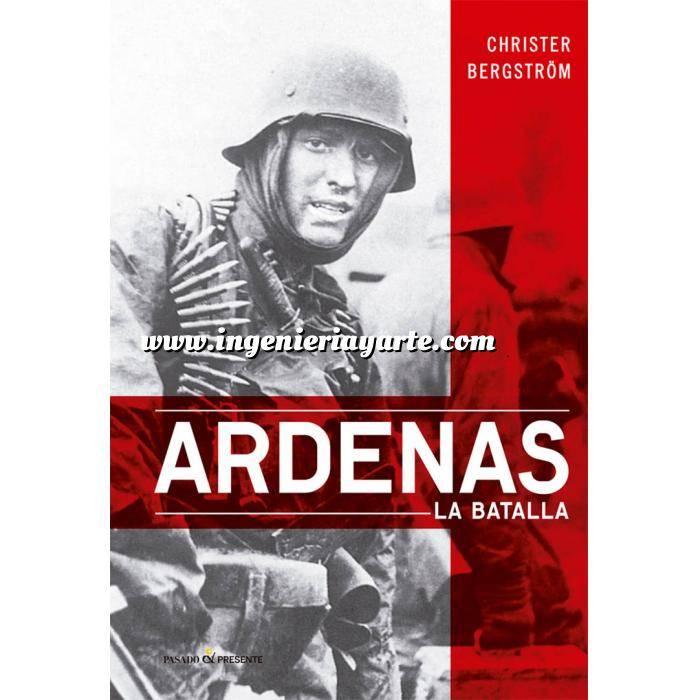 Imagen Segunda guerra mundial Ardenas.La batalla