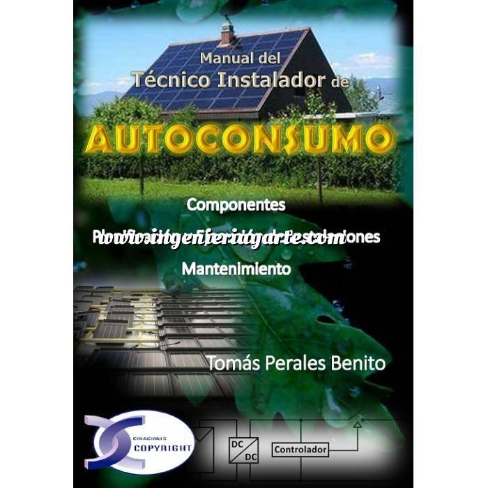 Imagen Solar fotovoltaica Autoconsumo. Manual del Técnico Instalador