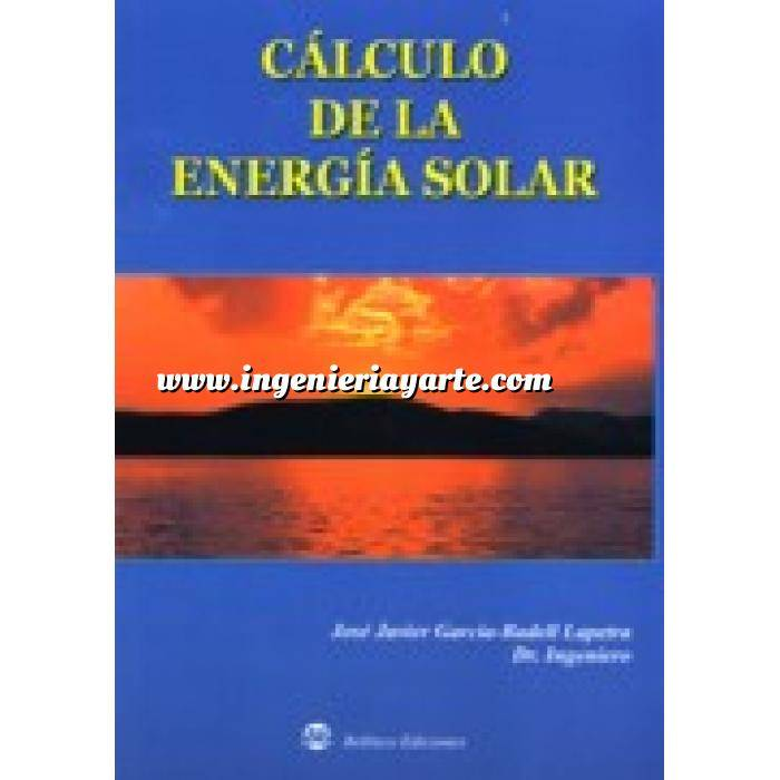 Imagen Solar fotovoltaica Cálculo de la energia solar