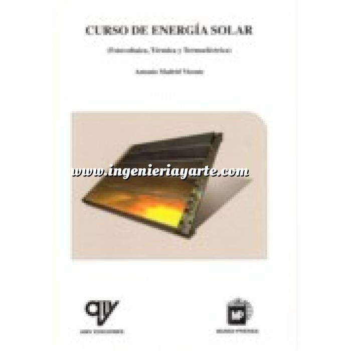 Imagen Solar fotovoltaica Curso de energía solar (Fotovoltaica, Térmica y Termoeléctrica)