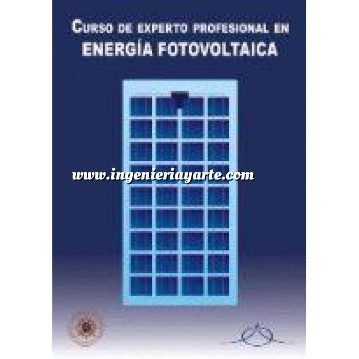 Imagen Solar fotovoltaica Curso de experto profesional en energía fotovoltaica