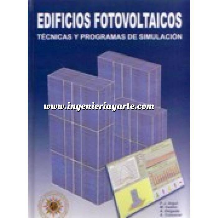 Imagen Solar fotovoltaica Edificos fotovoltacios.Técnicas y programas de simulación