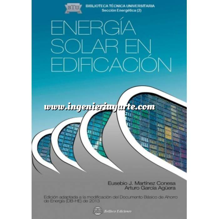 Imagen Solar fotovoltaica Energía solar en edificación