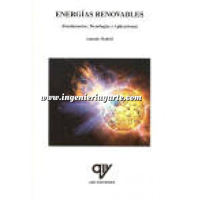 Imagen Solar fotovoltaica Energías renovables:fundamentos,tecnologías y aplicaciones