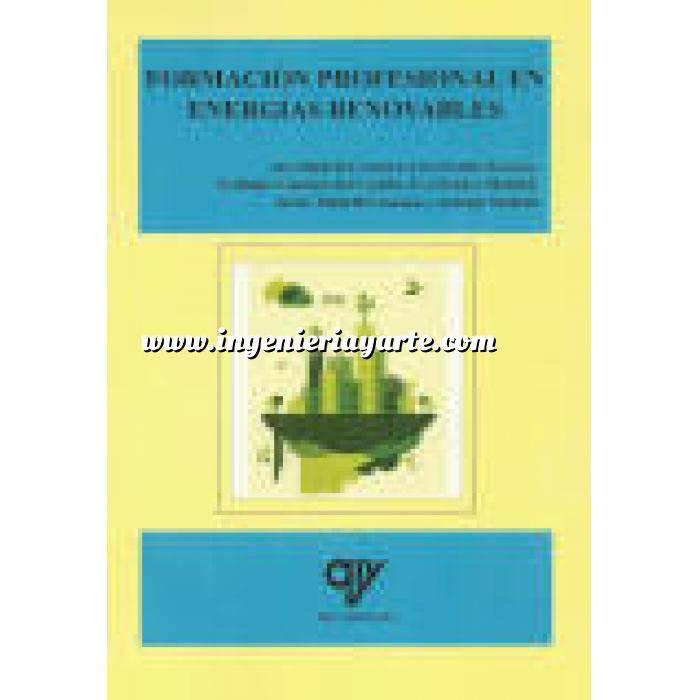 Imagen Solar fotovoltaica Formación profesional en energías renovables