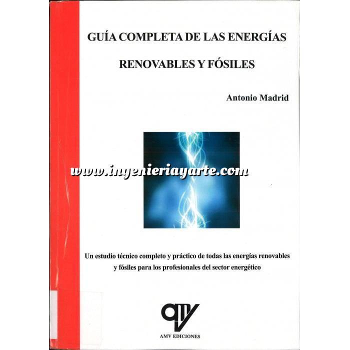 Imagen Solar fotovoltaica Guía completa de las energías renovables y fósiles
