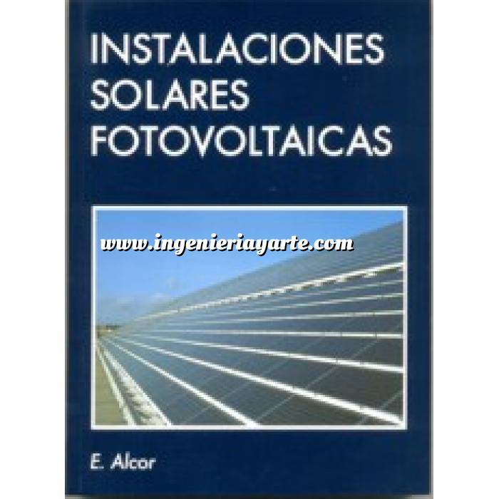 Imagen Solar fotovoltaica Instalaciones solares fotovoltaicas