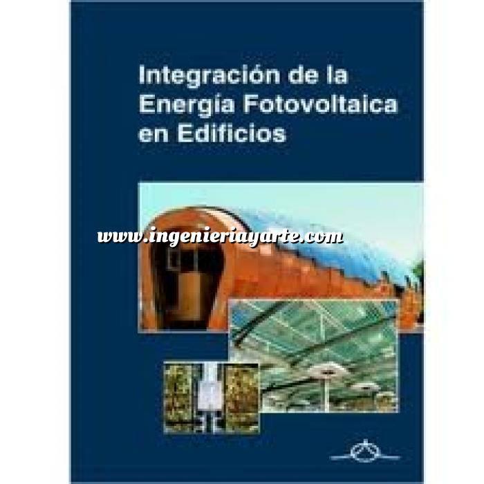 Imagen Solar fotovoltaica Integración de la energía fotovoltaica en edificios