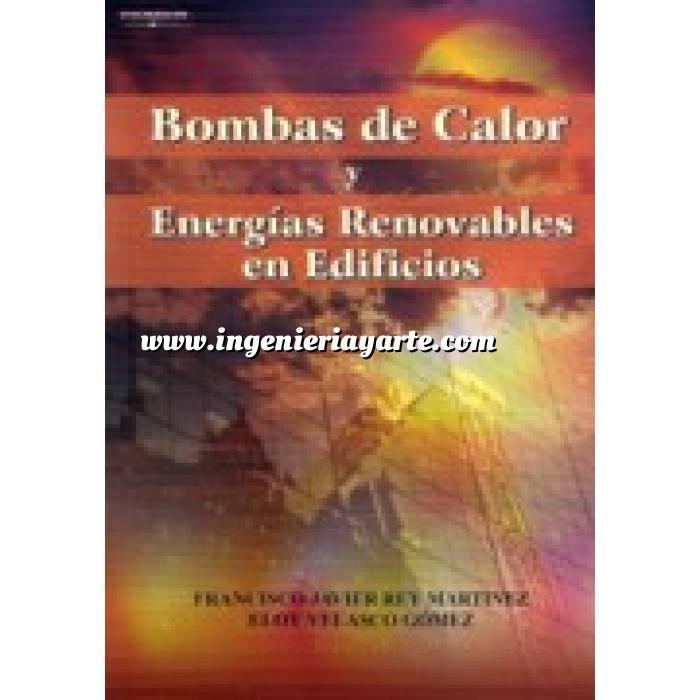 Imagen Solar térmica Bombas de calor y energias renovables en edificios