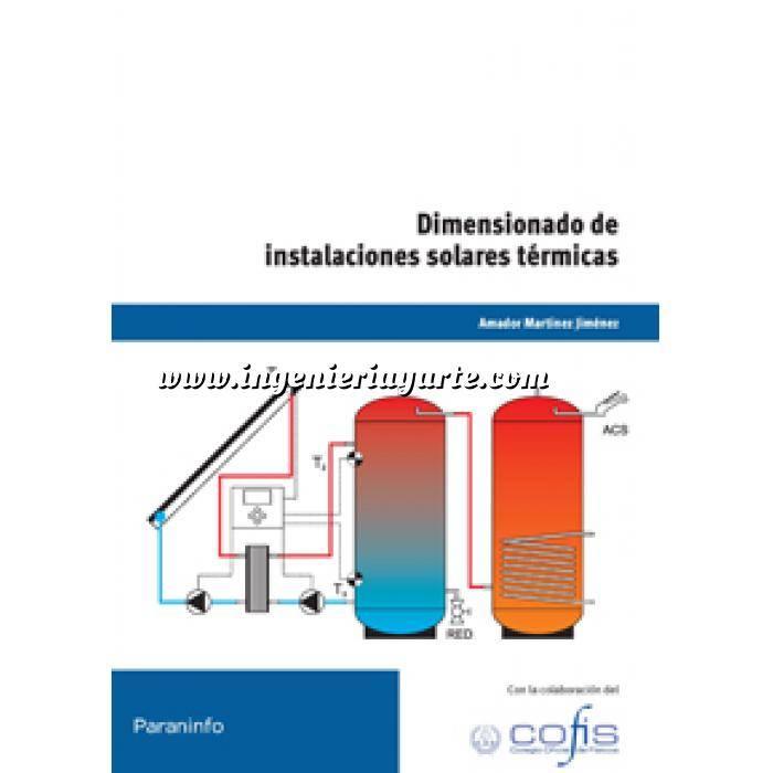 Imagen Solar térmica Dimensionado de instalaciones solares térmicas