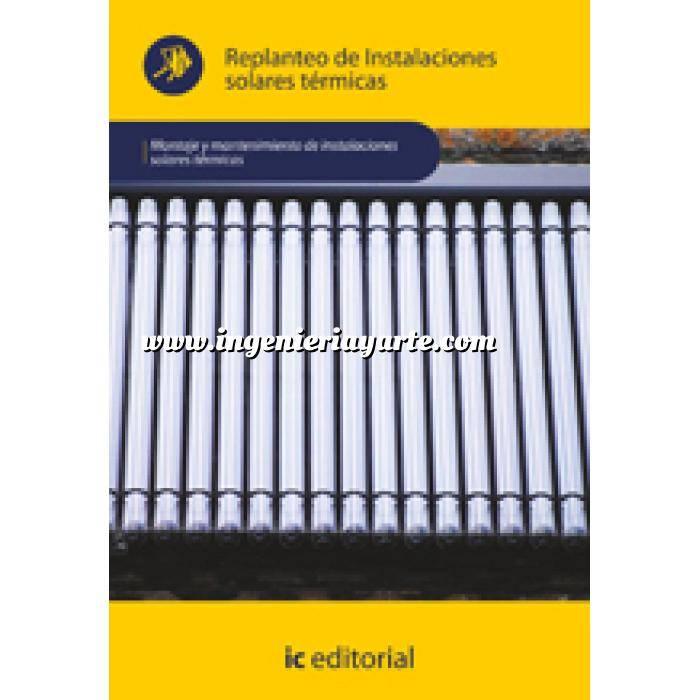 Imagen Solar térmica Replanteo de instalaciones solares térmicas