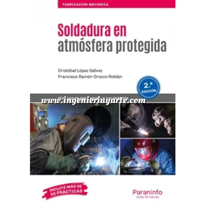 Imagen Soldadura Soldadura en atmósfera protegida