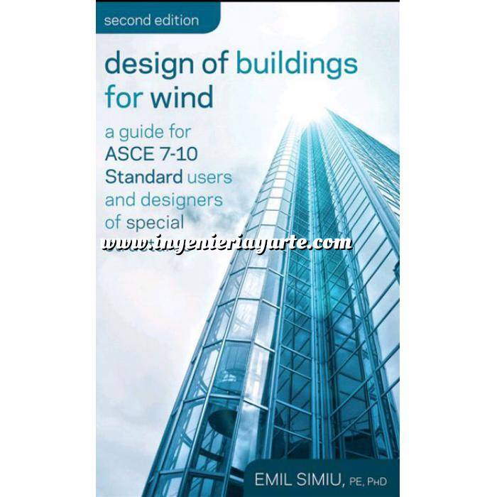 Imagen Teoría de estructuras Design of Buildings for Wind: A Guide for ASCE 7-10 Standard Users and Designers of Special Structures