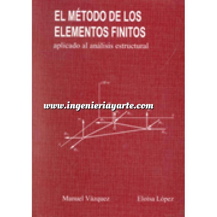 Imagen Teoría de estructuras El método de los elementos finitos aplicado al análisis estructural