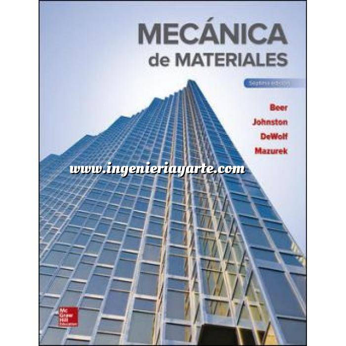 Imagen Teoría de estructuras Mecanica de Materiales