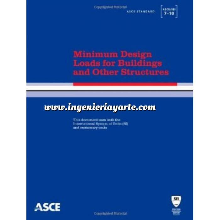 Imagen Teoría de estructuras Minimum Design Loads for Buildings and Other Structures, Asce 7-05
