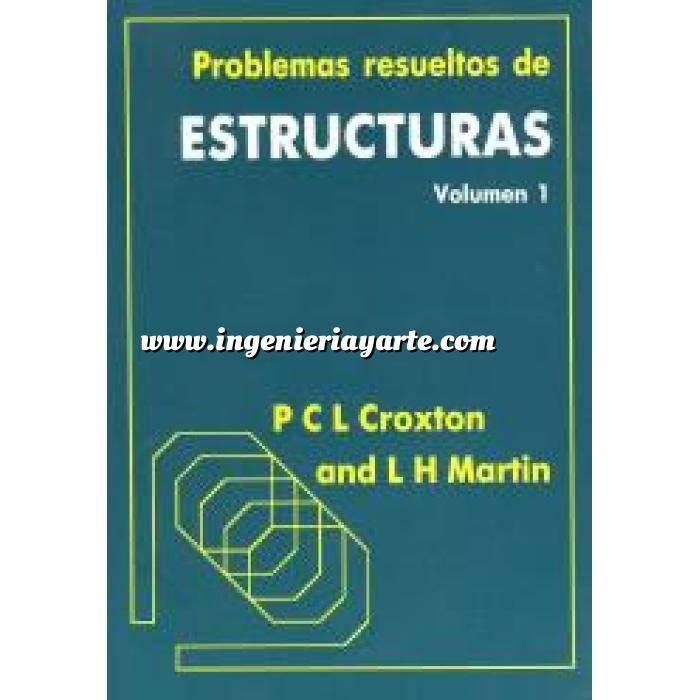 Imagen Teoría de estructuras Problemas resueltos de estructuras.  2 Vol.