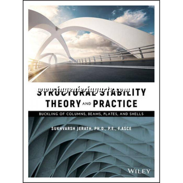 Imagen Teoría de estructuras Structural Stability Theory and Practice: Buckling of Columns, Beams, Plates, and Shells