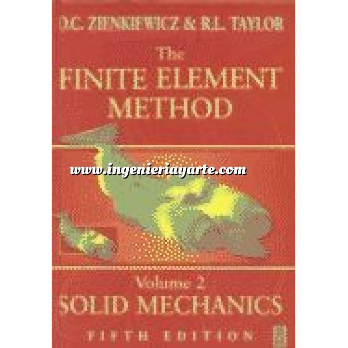 Imagen Teoría de estructuras The finite element method.3 vol.